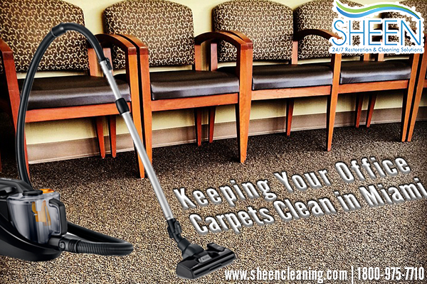 Commercial Carpet Cleaning Miami